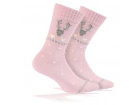 Vlněné ponožky WOLA JELEN