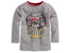 Chlapecké triko KNOT SO BAD MOTORKA