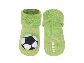 Ponožky s chrastítkem SOXO MÍČ