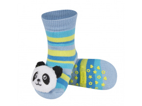 Ponožky s chrastítkem SOXO PANDA