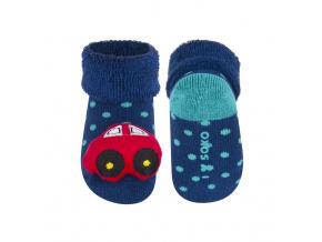 258a8bc8f18 Ponožky s chrastítkem SOXO AUTO