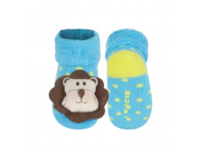 Ponožky s chrastítkem SOXO LEV