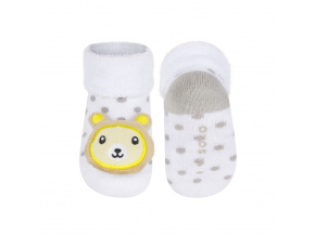 Ponožky s chrastítkem SOXO ZVÍŘÁTKO