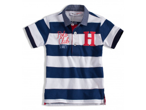 Chlapecké polo tričko MINOTI POLO CLUB