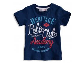 Dětské tričko s krátkým rukávem MINOTI POLO CLUB