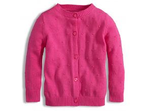Dívčí svetr KNOT SO BAD růžový
