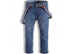 Dětské džíny s kšandami MINOTI FENWAY