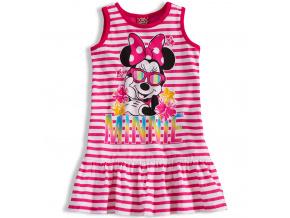 Dívčí šaty Disney MINNIE růžové