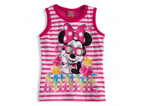 Dívčí tílko Disney MINNIE růžové