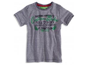 Chlapecké tričko s nápisem KNOT SO BAD CUSTOM