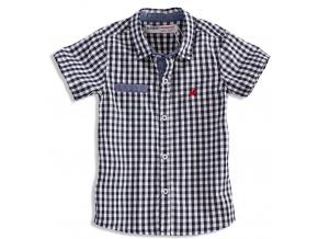 Košile pro kluky krátký rukáv MINOTI