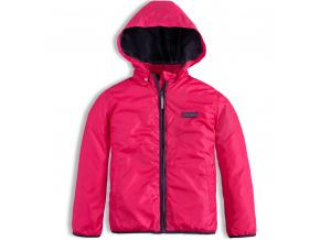 Dívčí šusťáková bunda LOSAN růžová