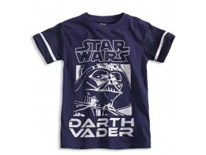 Chlapecké tričko  Disney STAR WARS tmavě modré