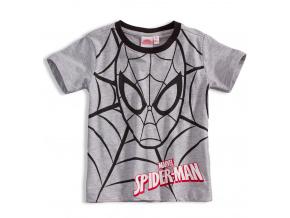 Chlapecké tričko SPIDER MAN šedé