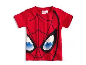 Chlapecké tričko SPIDER MAN červené