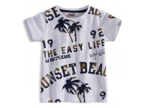 Chlapecké tričko DIRKJE EASY LIFE