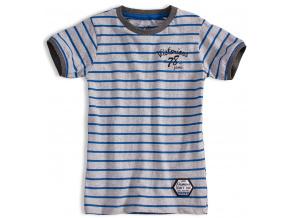 Chlapecké triko s krátkým rukávem KNOT SO BAD VICTORIOUS modré