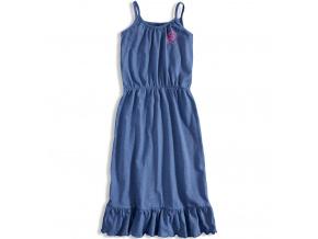 Dívčí letní šaty DIRKJE modré