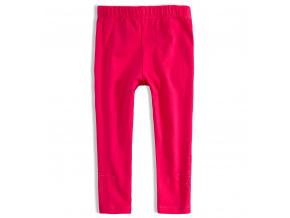 Dívčí 7/8 leginy KNOT SO BAD BUTTERFLY pink růžové