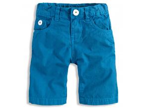 Dětské šortky PEBBLESTONE LOS ANGELES modré