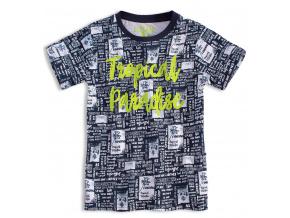 Chlapecké tričko s krátkým rukávem LOSAN PARADISE modré