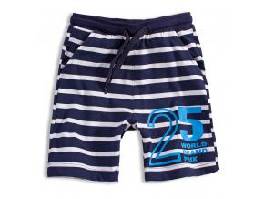 Chlapecké šortky Mix´nMATCH GRAND PRIX modrý proužek