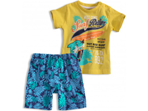 Dětská souprava Mix´nMATCH SURF RIDER žlutá
