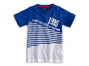 Chlapecké tričko Mix´nMATCH STREET modré