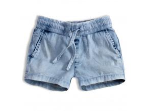 Dívčí šortky KNOT SO BAD GIRLS modré