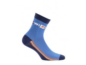 Chlapecké ponožky se vzorem GATTA WIFI modré