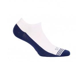 Chlapecké kotníkové ponožky WOLA SPORT modré