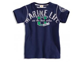 Chlapecké tričko DIRKJE MARINE modré