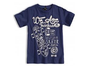 Chlapecké tričko Mix´nMATCH SKATER tmavě modré