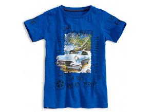 Chlapecké tričko KNOT SO BAD ROAD TRIP modré