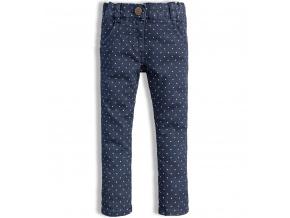 Dívčí džínové kalhoty DIRKJE QUILTEDmodré