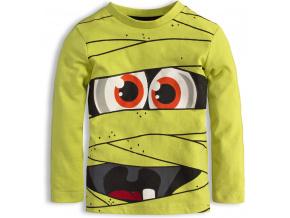 Chlapecké triko KNOT SO BAD MONSTER zelené