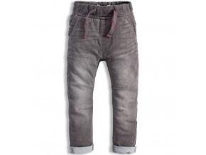 Dětské džíny MINOTI FLY šedé