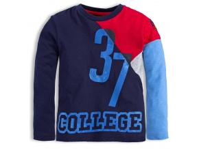 Chlapecké triko Mix´nMATCH COLLEGE modré