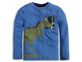 Chlapecké triko Mix´nMATCH DINO modré