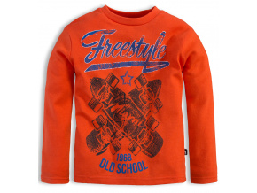 Chlapecké triko Mix´nMATCH FREESTYLE oranžové
