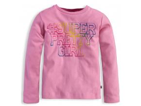 Dívčí triko Mix´nMATCH LEADER růžové