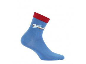 Chlapecké ponožky  GATTA LETADLO