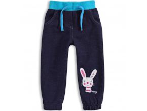Dívčí kalhoty Mix´nMATCH BUNNY modré