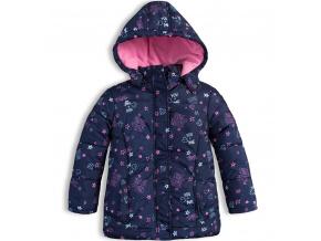 Dívčí zimní bunda LOSAN HAVE FUN modrá