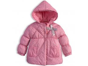 Dětská zimní bunda DIRKJE BALLET růžová
