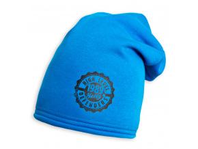Chlapecká zimní čepice YETTY HIGH LEVEL modrá
