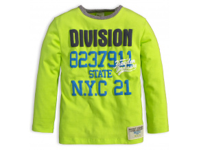 Kojenecké chlapecké triko DIRKJE DIVISION zelené