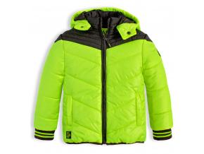Chlapecká zimní bunda LOSAN POWER neon