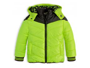 Dětská zimní bunda LOSAN URBAN neon