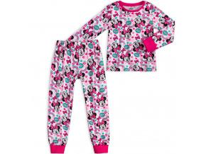 Dívčí pyžamo DISNEY MINNIE CUTE bílé